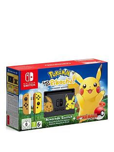 nintendo-switch-nintendo-switch-lets-go-pikachu-limited-edition-bundle