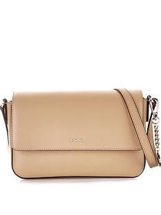 01c899119e49 DKNY Bryant Park Sutton Medium Cross-Body Bag - Tan