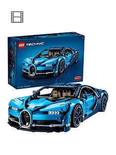 LEGO Technic 42083 Bugatti ChironCar