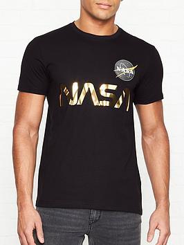 alpha-industries-nasa-reflective-t-shirt-black