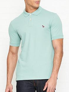 ps-paul-smith-zebra-logo-pique-polo-shirt-mint