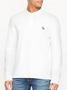 ps-paul-smith-zebra-logo-long-sleeve-pique-polo-shirt-white