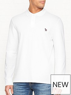 ps-paul-smith-zebra-logo-long-sleeve-pique-polo-shirt-white