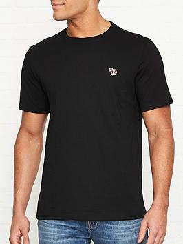 ps-paul-smith-zebra-logo-t-shirt-black