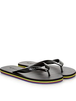 ps-paul-smith-mens-dale-flip-flops-black