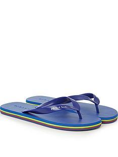 ps-paul-smith-mens-dale-flip-flopsnbsp--blue
