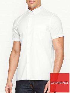 ps-paul-smith-short-sleeve-oxford-shirt-white