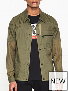 ps-paul-smith-technical-button-up-overshirtnbsp--khaki