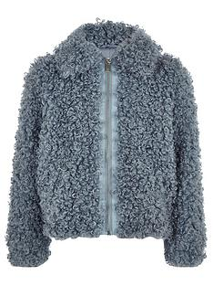river-island-girls-blue-faux-fur-zip-up-jacket
