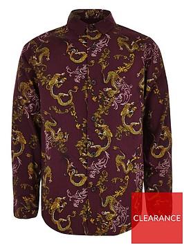 river-island-boysnbspdragon-print-long-sleeve-shirt-purple