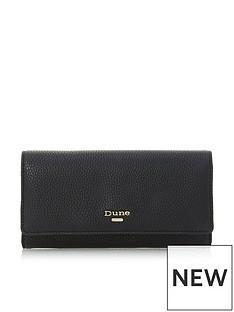 dune-london-kadie-internal-panelled-detail-purse-black