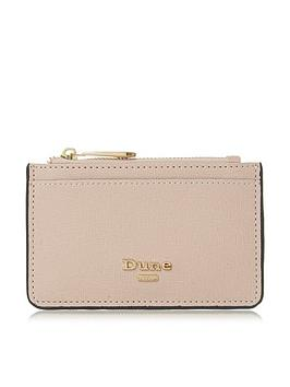 dune-london-kandle-zip-pocket-card-holder-nude