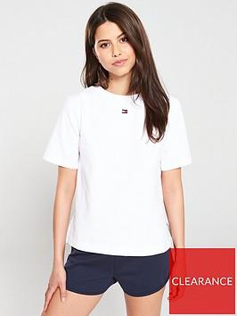 tommy-hilfiger-flag-lounge-t-shirt-white