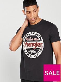 wrangler-americana-logo-t-shirt