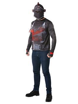 Fortnite Tween Black Knight Top & Snood