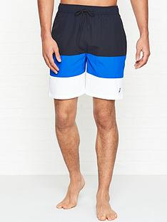 penfield-sullivannbspcolour-block-swim-shorts-navy