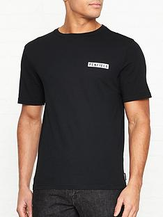 penfield-miller-back-logo-print-t-shirt-black