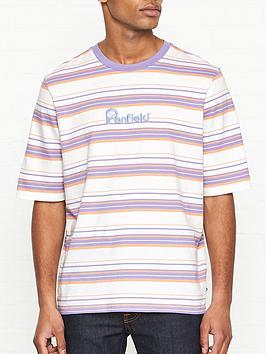 penfield-guano-stripe-t-shirt-white