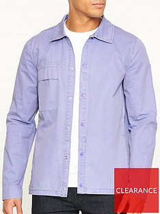 penfield-blackstone-overshirt-purple