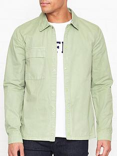 penfield-blackstone-overshirt-green