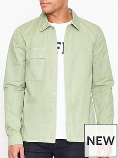 penfield-blackstone-overshirt-green