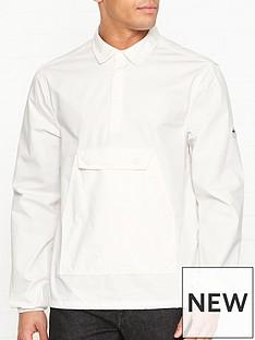 penfield-adelanto-overhead-overshirt-white