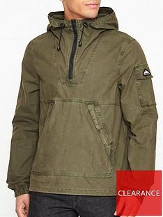 penfield-hartley-hooded-overhead-jacket-olive
