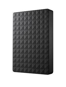 Seagate 4Tb Expansion Portable External Hard Drive - Hard Drive Only