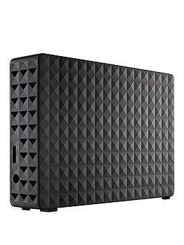 Seagate 4Tb Expansion Desktop Drive - Hard Drive Only