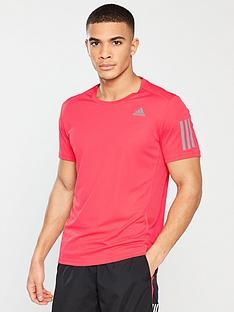 adidas-own-the-run-running-t-shirt-rednbsp
