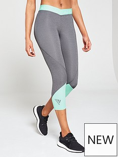 adidas-alphaskinnbspcrop-tight-grey