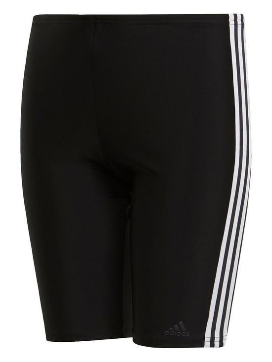bc814ced85967 adidas Boys Fit Jam Swim Shorts - Black   very.co.uk