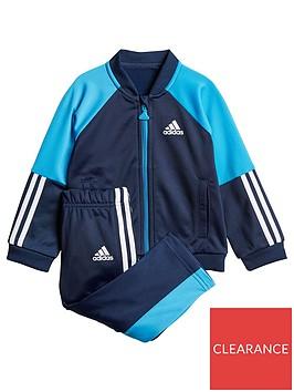 adidas-baby-boys-i-shiny-tracksuit-navy