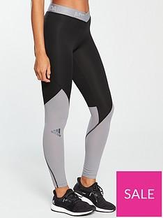 adidas-alphaskin-sport-panelled-tight-blackgreynbsp