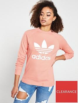 adidas-originals-trefoil-crew-sweat-pinknbsp