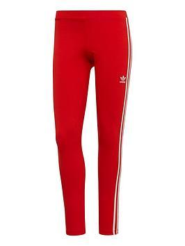 adidas-originals-3-stripes-tight-rednbsp