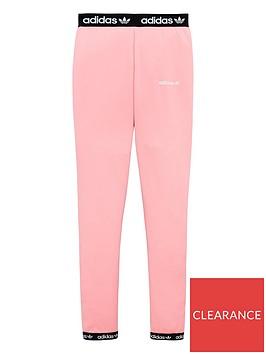 adidas-originals-girls-poly-leggings-pink