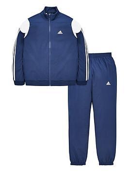 adidas-boys-woven-tracksuit-navy