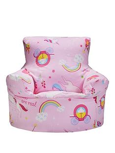 unicorn-design-bean-chair