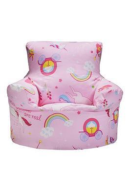 unicorn-design-bean-chair
