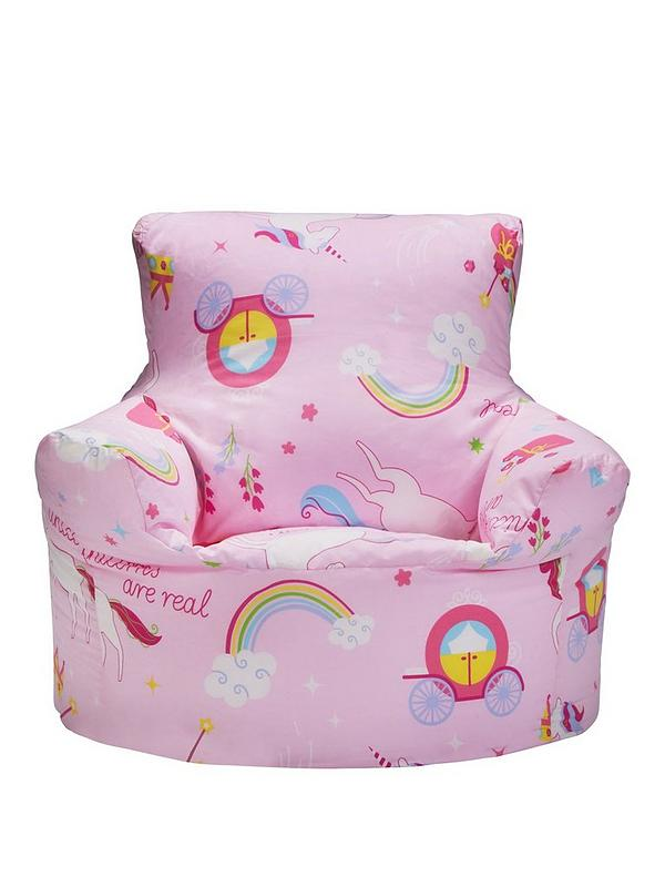 Awe Inspiring Unicorn Design Bean Chair Gmtry Best Dining Table And Chair Ideas Images Gmtryco