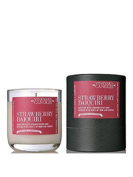 Vineyard Candles Strawberry Daiquiri Candle thumbnail