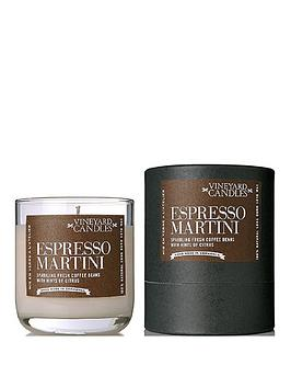 Vineyard Candles Espresso Martini Candle thumbnail