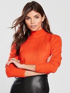 river-island-high-neck-jumper-orange