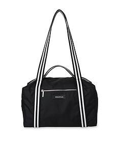 whistles-berlin-nylon-holdall-bag-blackwhite