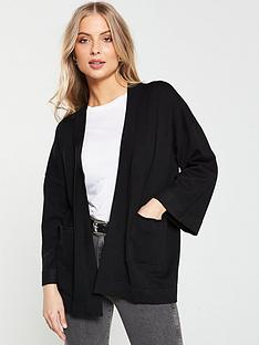 v-by-very-kimono-sleeve-edge-to-edge-cardigan