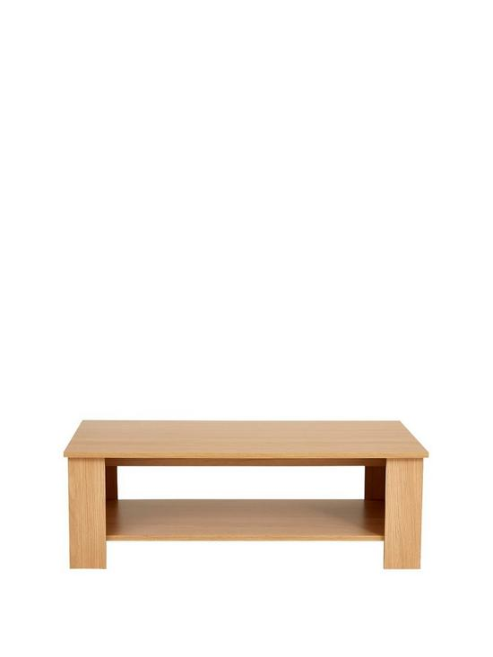 1c9aee666d12 Madrid Oak-Effect Occasional Table | very.co.uk