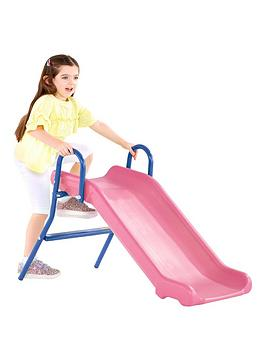 sportspower-3ft-my-first-folding-slide-ndash-pink