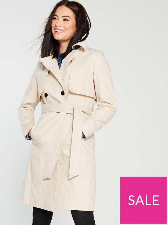c6014687ae4a Superdry Sirena Trench Coat | very.co.uk