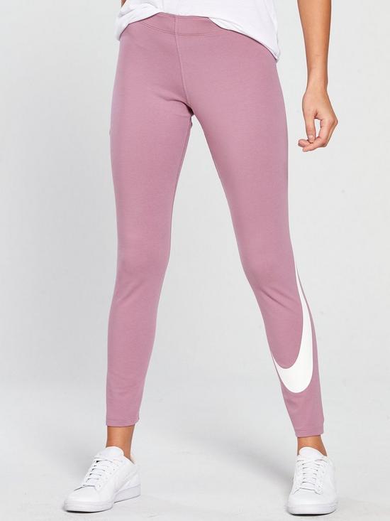 e440017f3203 Nike Sportswear Swoosh Leg-A-See Legging - Pink